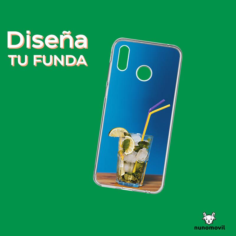Funda Gel Huawei Honor 8X...