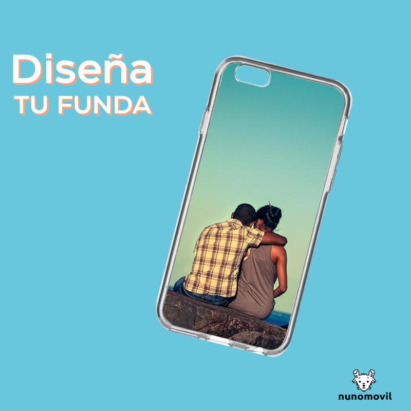 Funda Gel iPhone 6 Plus -...